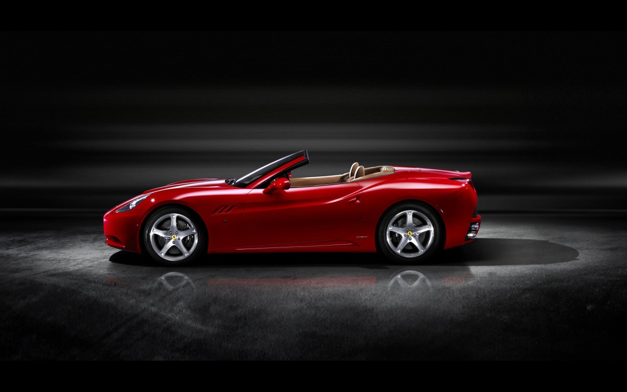 Ferrari California 2009, coche, coches. wallpapers