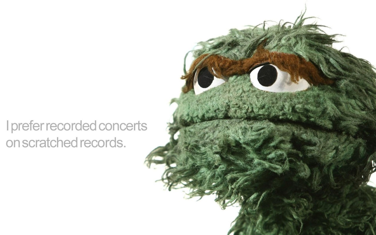 Oscar The Grouch, hipster wallpapers