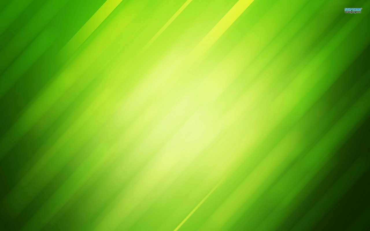 Green rays, abstract wallpapers