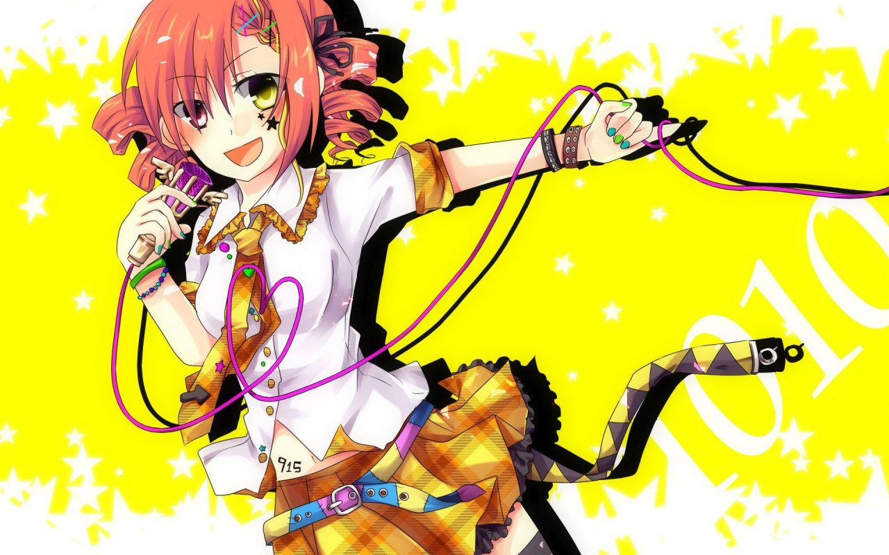 Megurine Luka, vocaloid, anime wallpapers