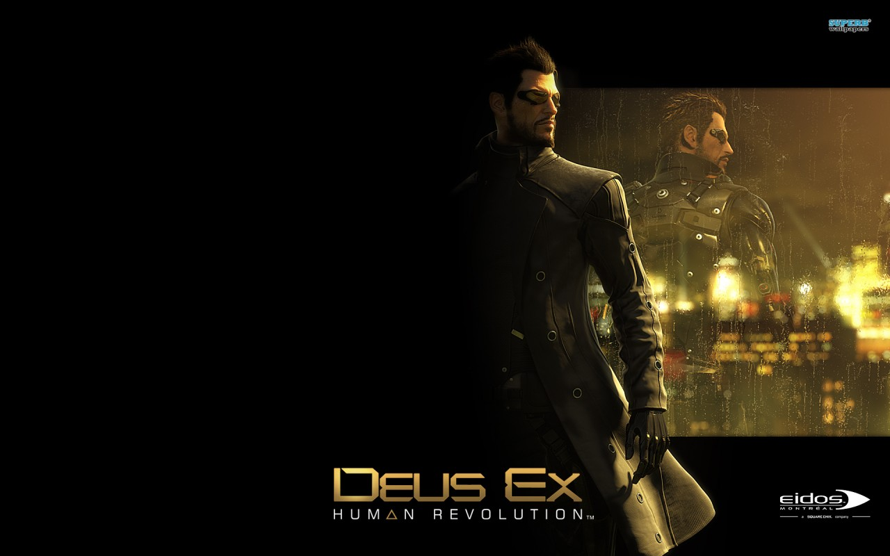 Deus Ex: Human Revolution, game, games wallpapers
