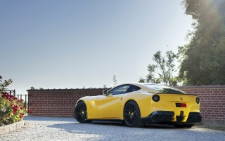 Ferrari F12 Novitec Rosso, static wallpapers