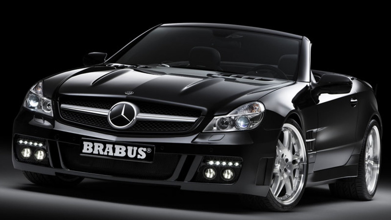 Mercedes Brabus, mercedes benz, technology wallpapers