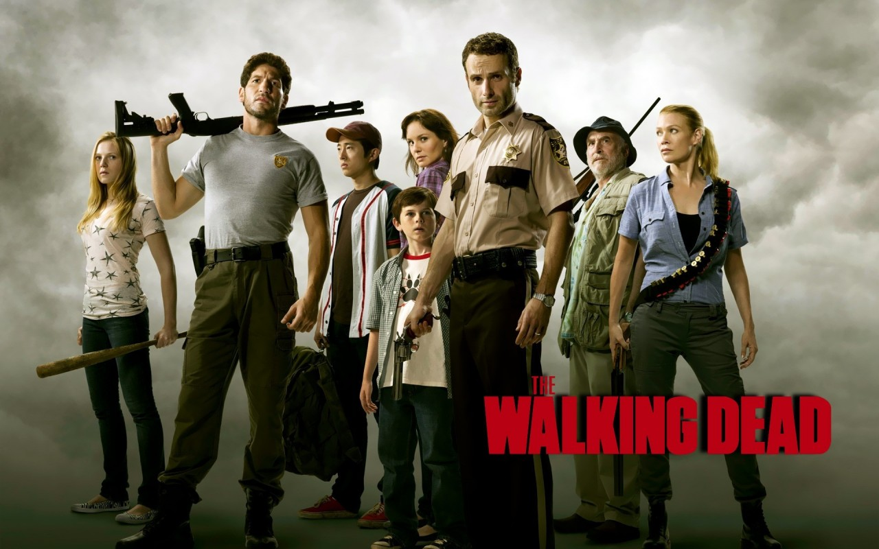 Walking Dead Season 2, movies wallpapers