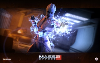 Mass Effect 3 Liara, xbox, dubstep wallpapers