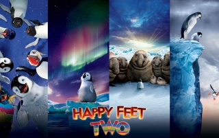 Happy Feet 2,  movie wallpapers