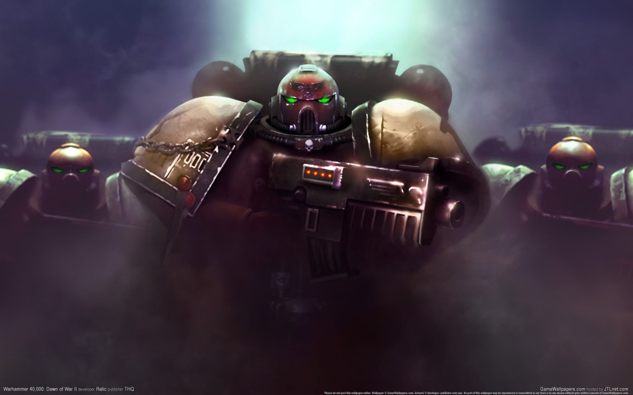Space Marine, game, media, heard, voice wallpapers