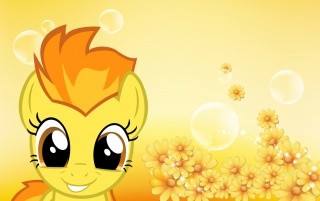Spitfire, my little pony friendship is magic, mlp, cartoon, cartoons wallpapers