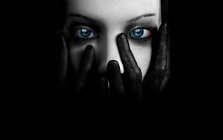 Eyes  black wallpapers