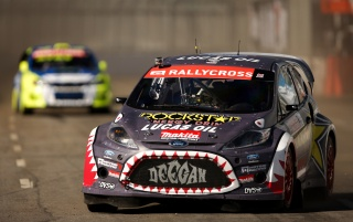 Rally Cross, coche, vado wallpapers