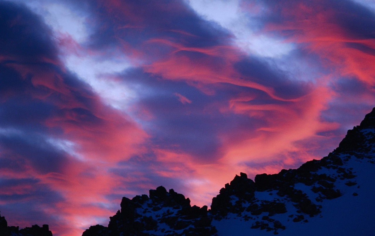 Lenticular Clouds wallpapers