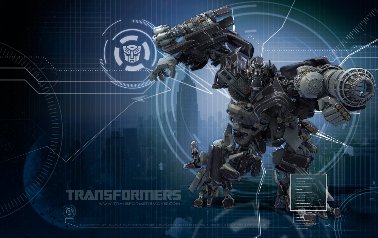 Ironhide wallpapers