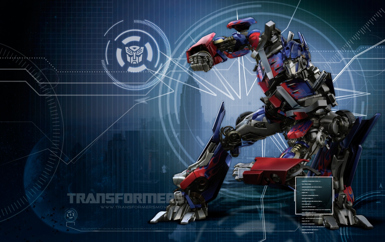 Optimus Prime wallpapers