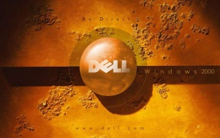 DELL Windows 2000 wallpapers