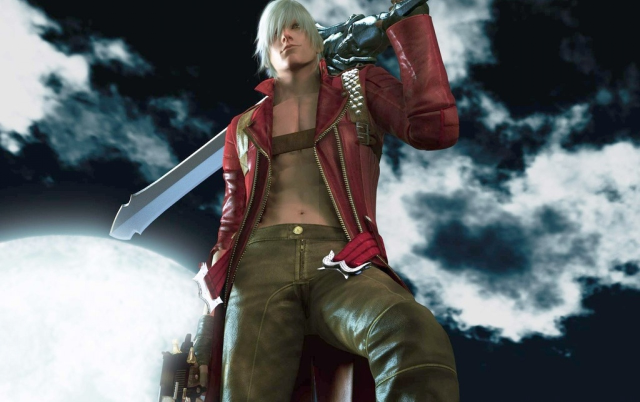 Devil may cry wallpapers devil may cry stock photos - Devil may cry hd pics ...