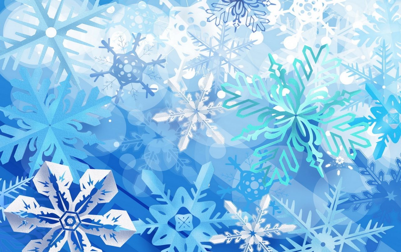 Ice Flakes wallpapers
