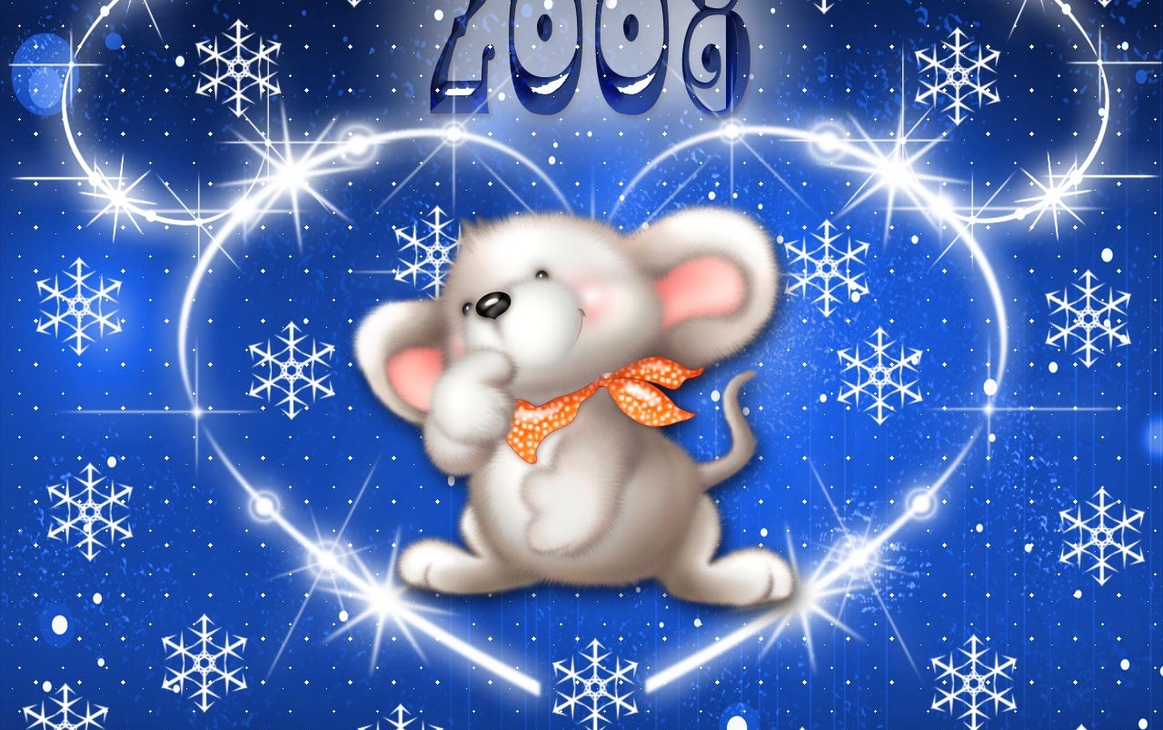 New Year Puppy wallpapers