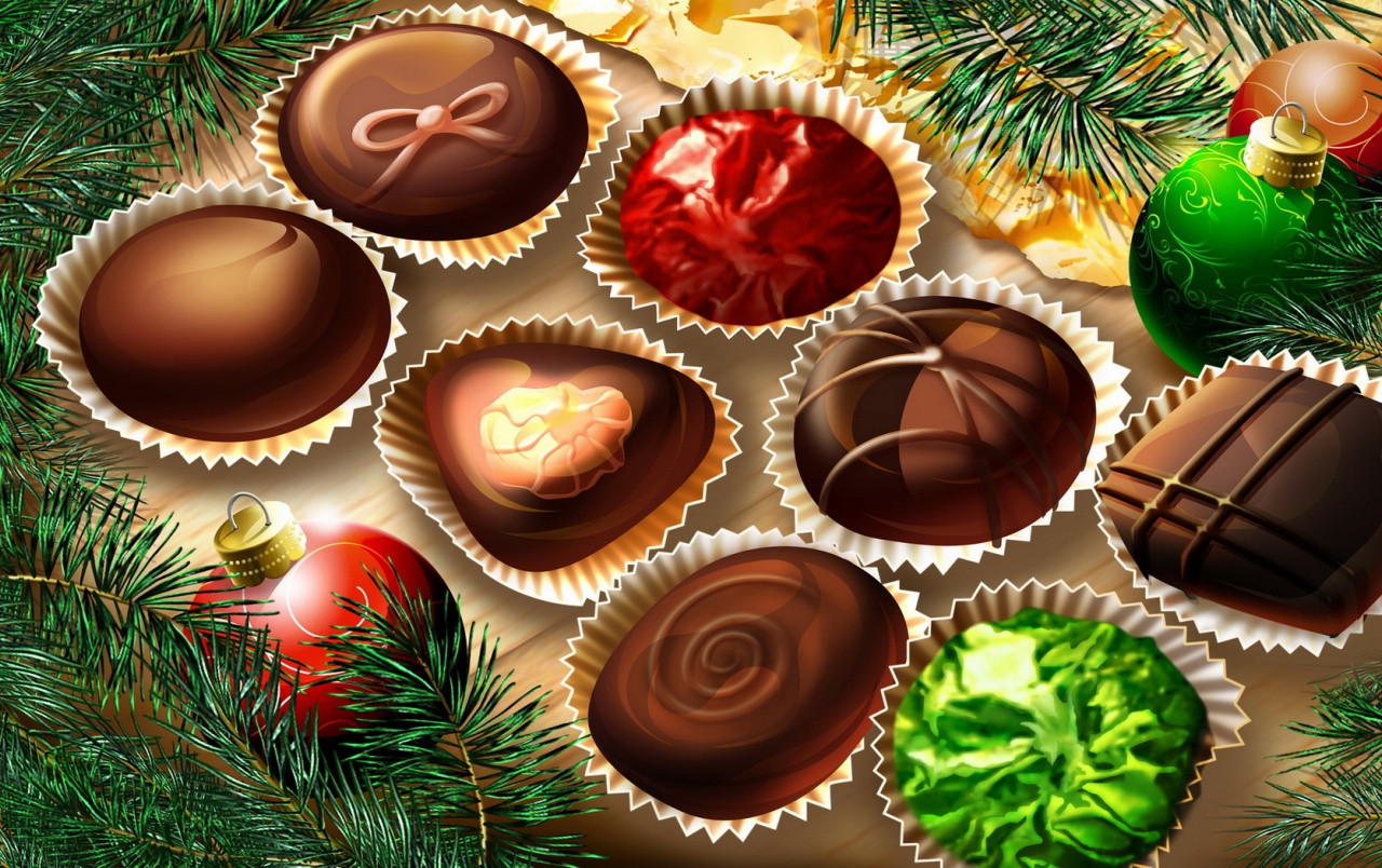 Sweet Tree Candies wallpapers