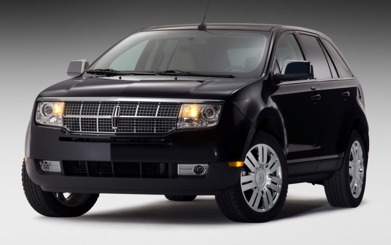 2008 Lincoln MKX wallpapers