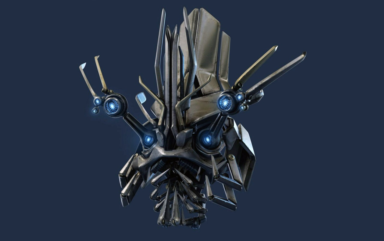 Transformers Head wallpapers