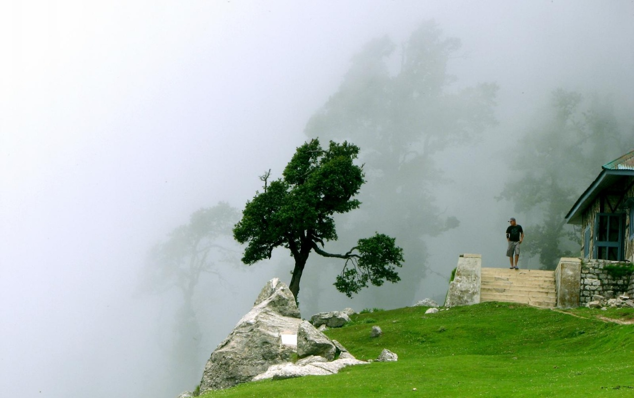 Cloudy Triund wallpapers