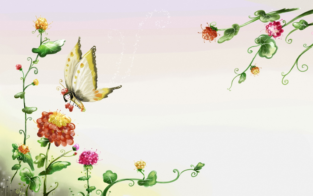 Elf Butterfly wallpapers