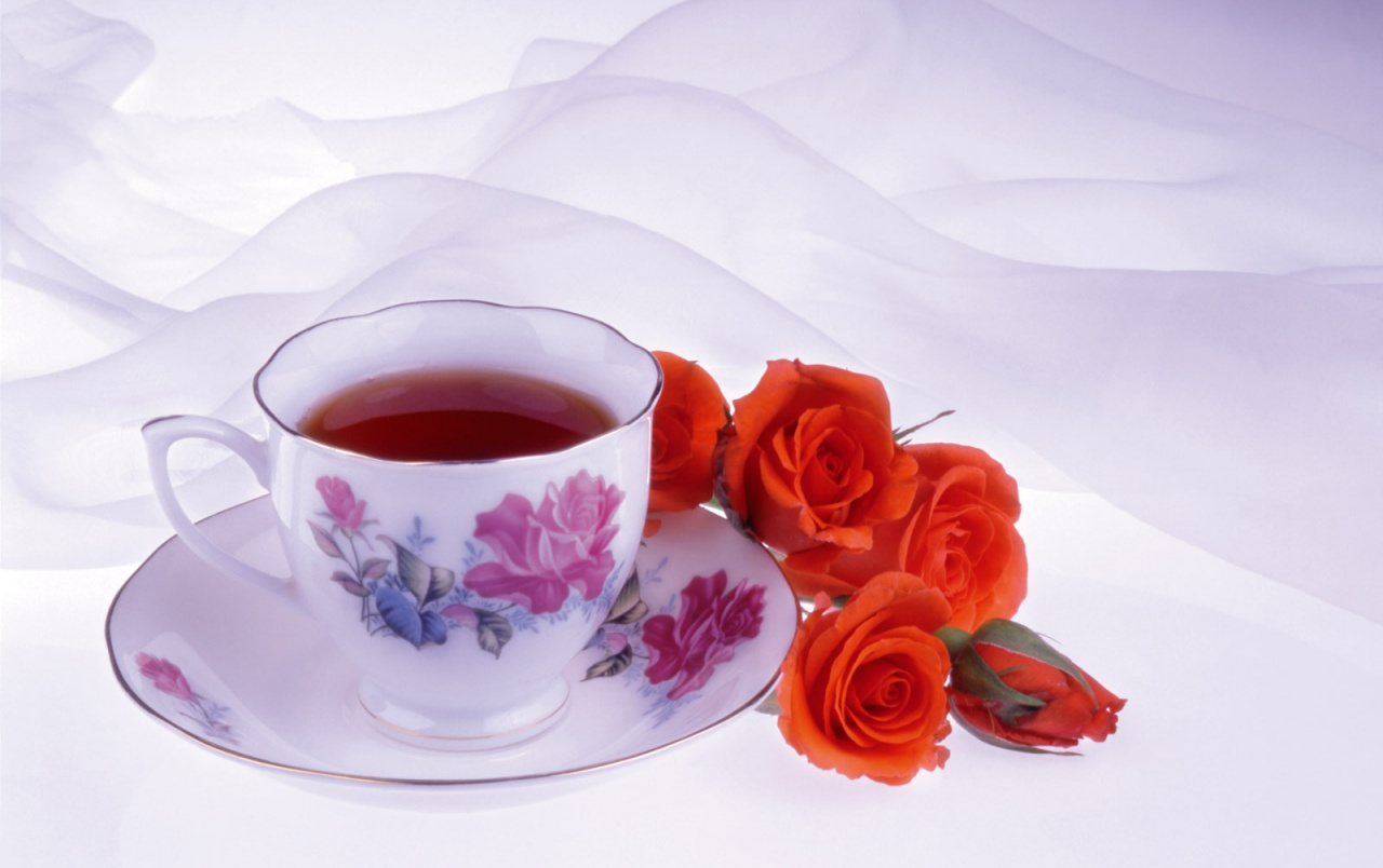 Roses Tea wallpapers