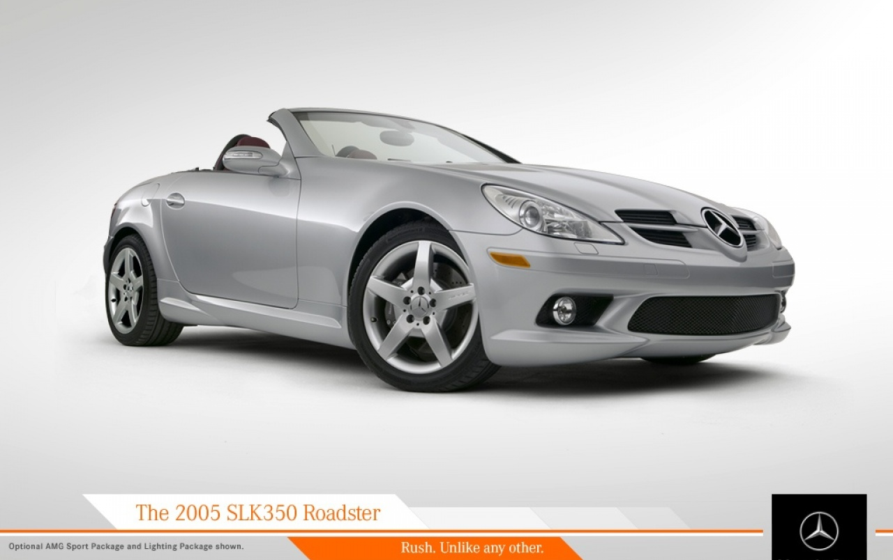 SLK 350 Roadster wallpapers