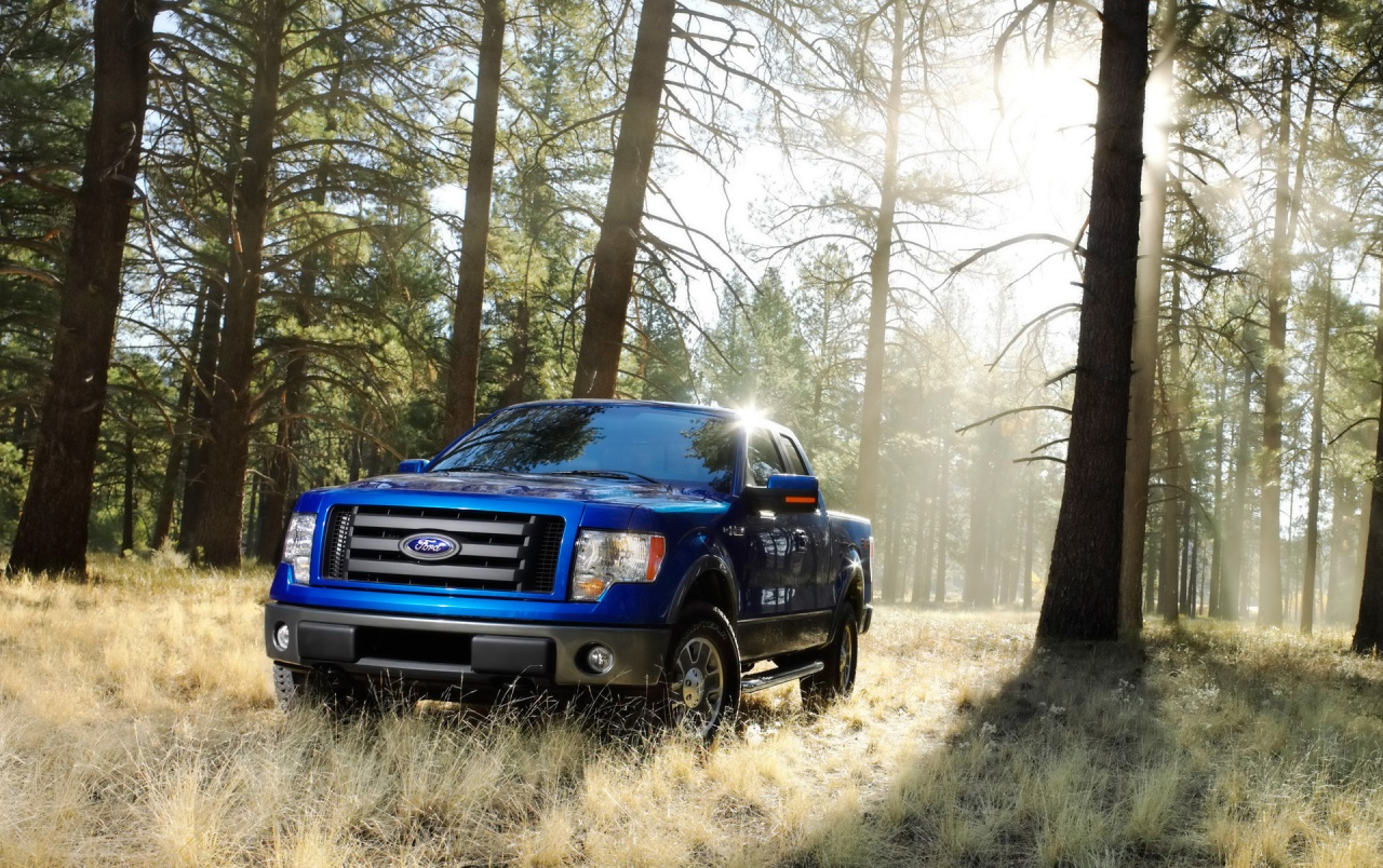 Ford F150 Wallpapers