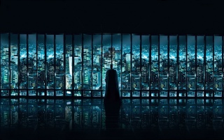 Batman watching wallpapers