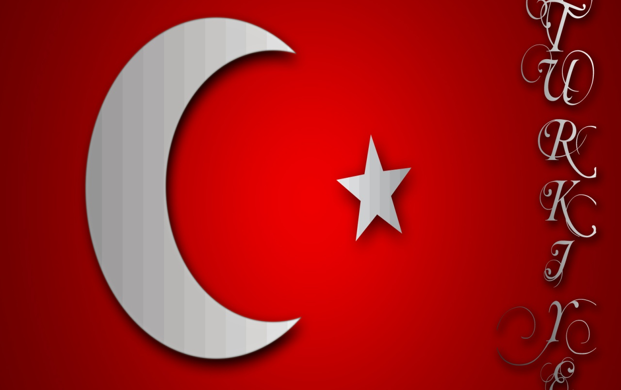 Turkish Flag Wallpapers And Stock Photos