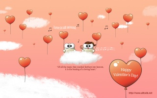 ALTools: Valentine's Quotes wallpapers