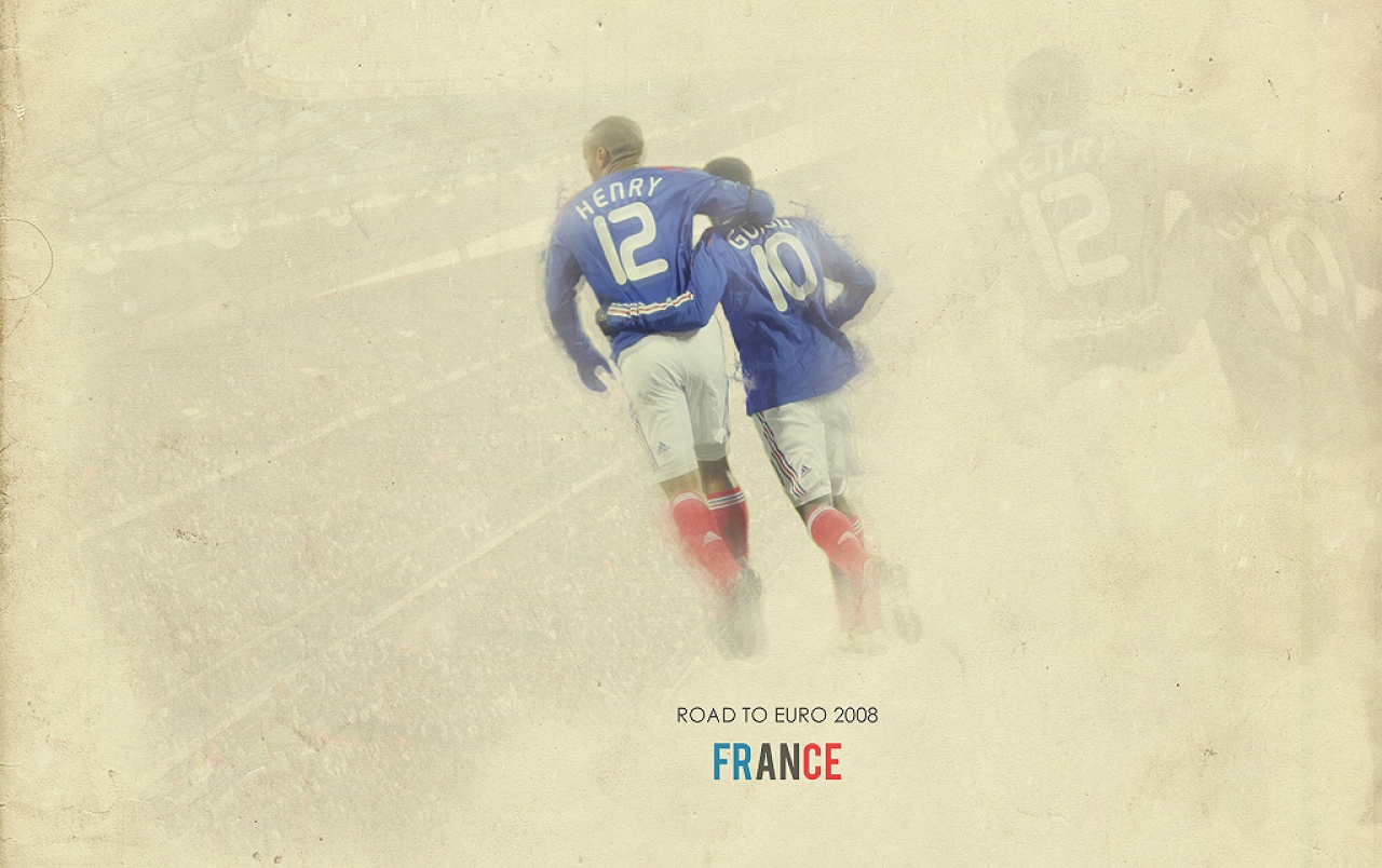Euro 2008 players wallpapers