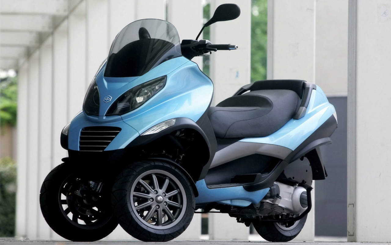 Blue trike wallpapers