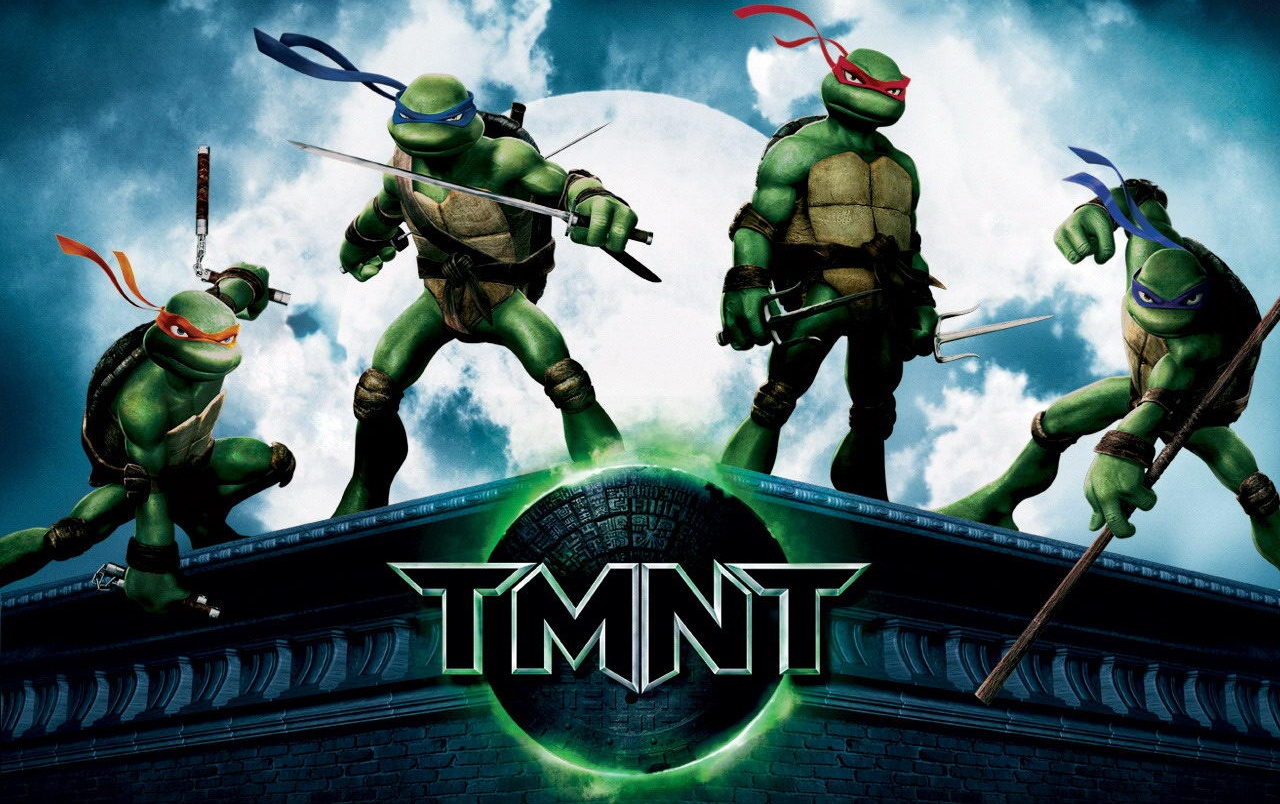 Green Ninja Turtles wallpapers