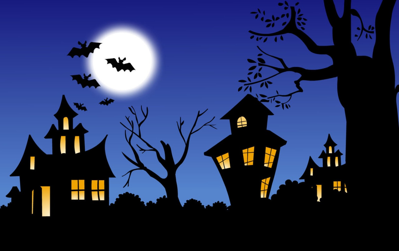 Halloween night wallpapers