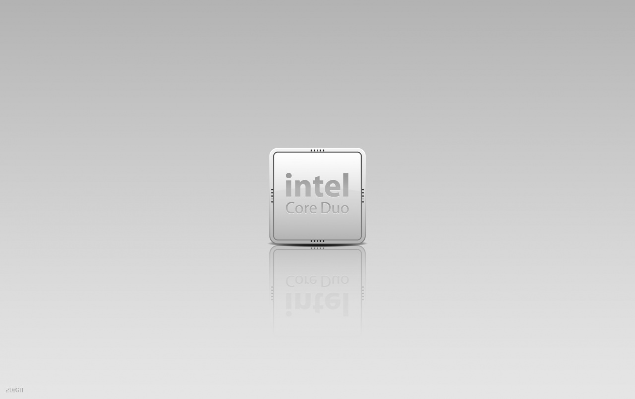 Intel CPU wallpapers