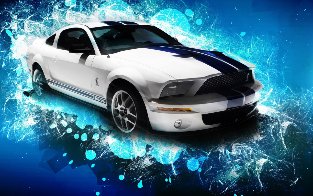 Original Mustang GT 500 wallpapers