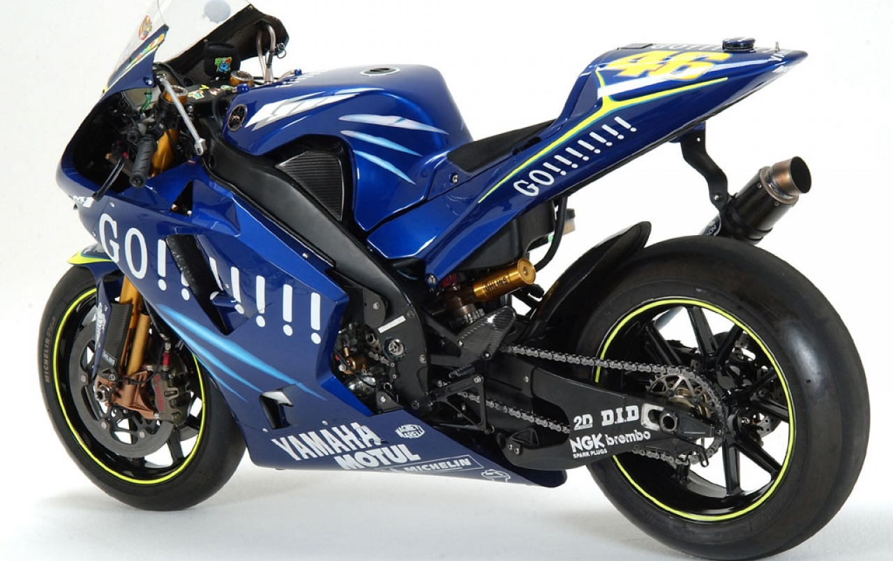 yamaha m1 rossi wallpapers | yamaha m1 rossi stock photos