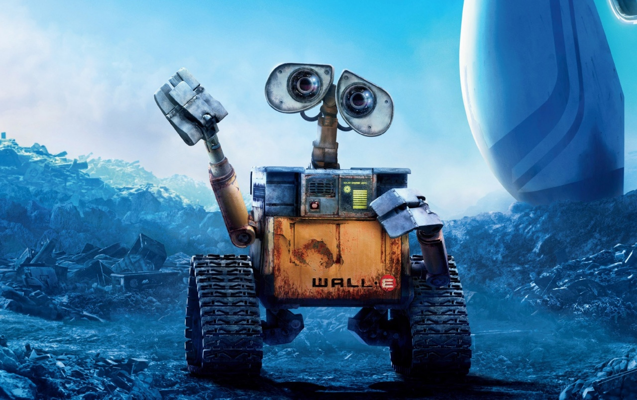 Wall-E robot picture wallpapers