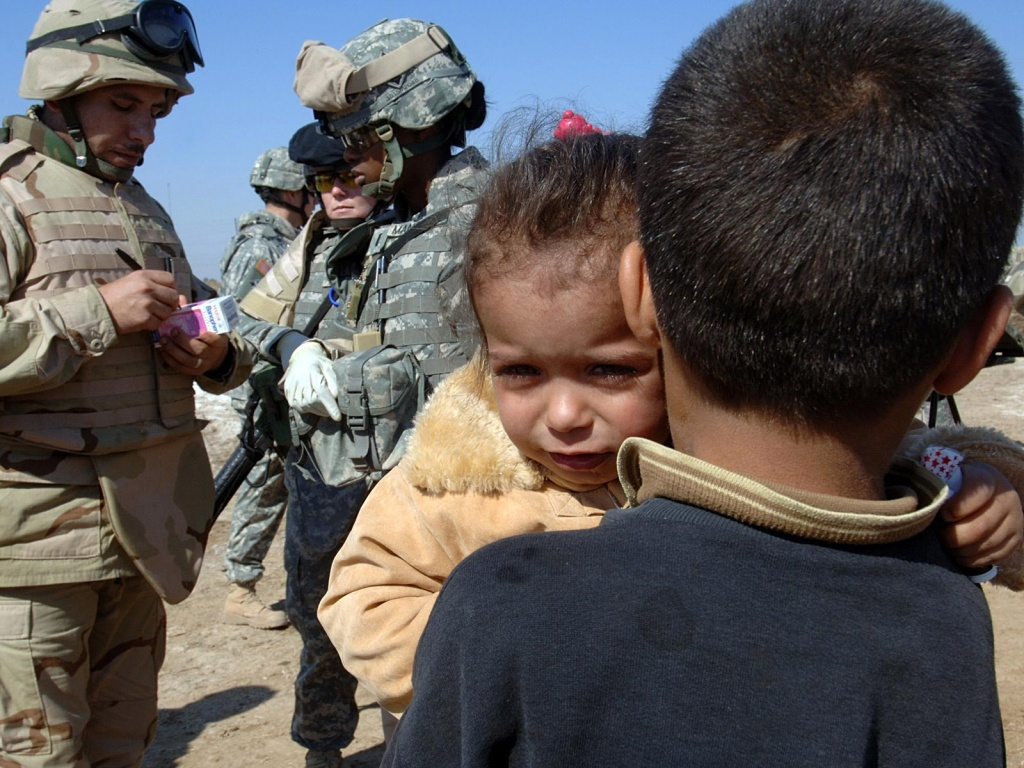 children and war The impact of war on children war affects children in all the ways it affects adults, but also in different ways first, children are dependent on the care, empathy, and attention of adults who love them.