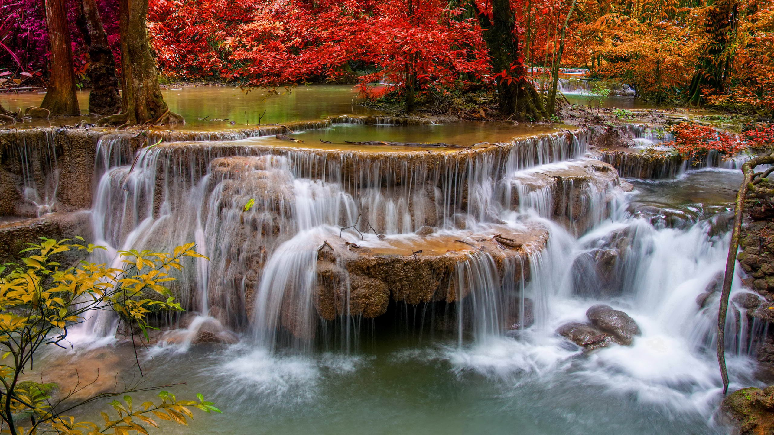 Photo collection waterfall wallpaper hd widescreen waterfall wallpaper widescreen wallpapers waterfall wallpaper hd widescreen waterfall hd desktop wallpapers this wallpaper voltagebd Gallery