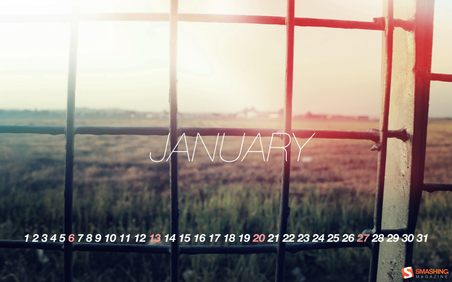 1440x900 Welcome To January