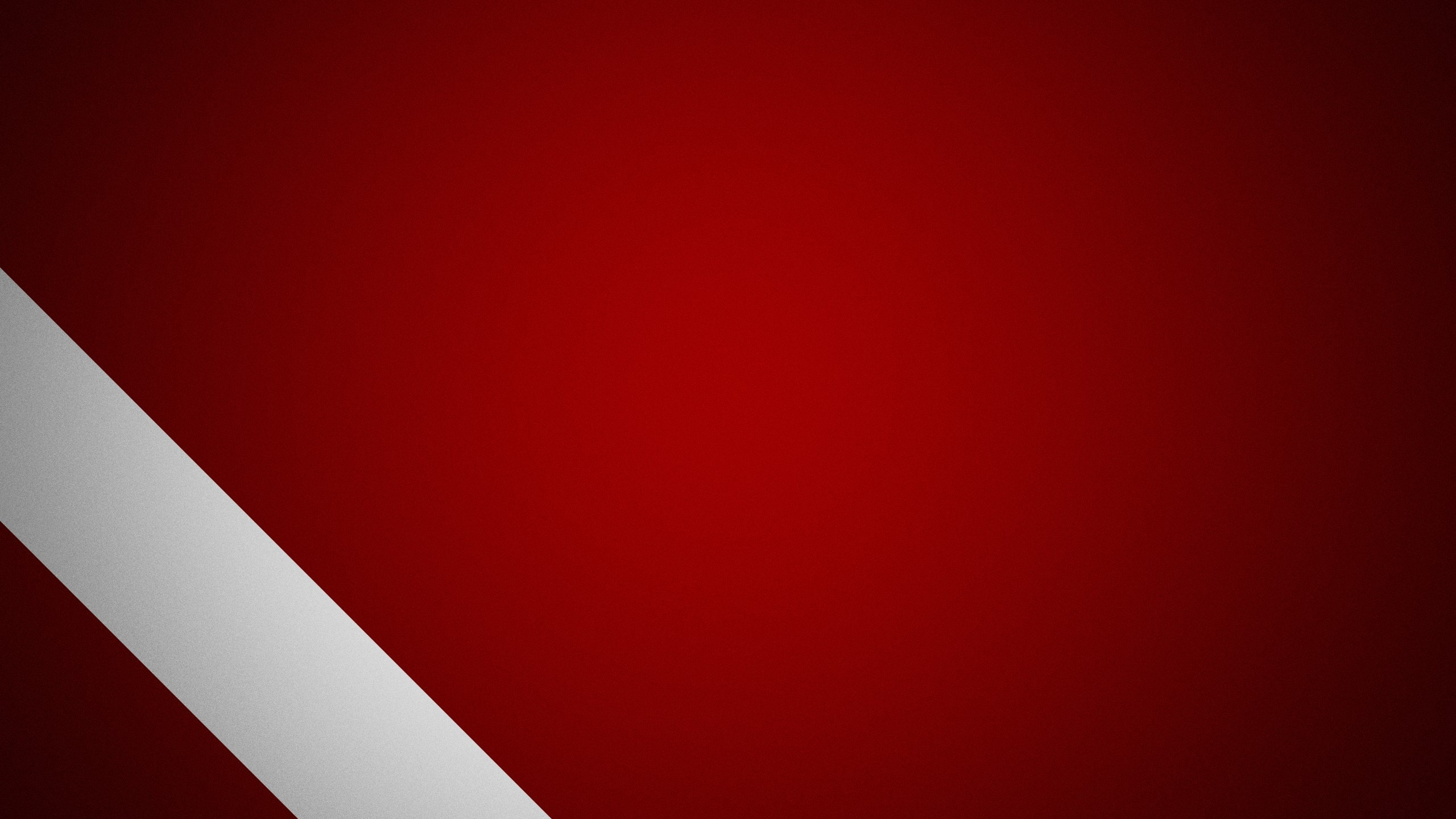 2560x1440 White And Red Desktop PC Mac Wallpaper