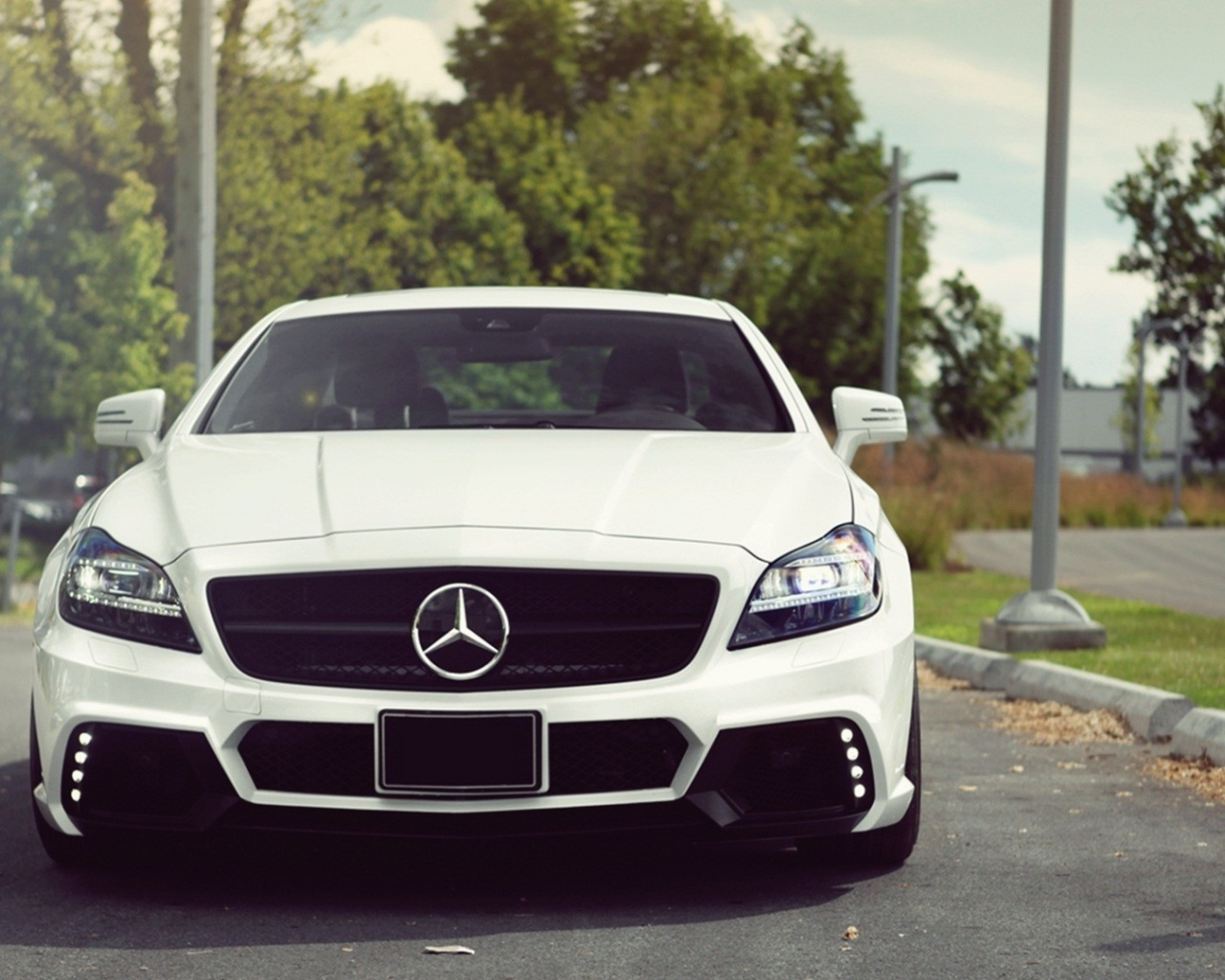 Mercedes Cls Amg Wallpaper Mercedes Benz Cls 63 Amg