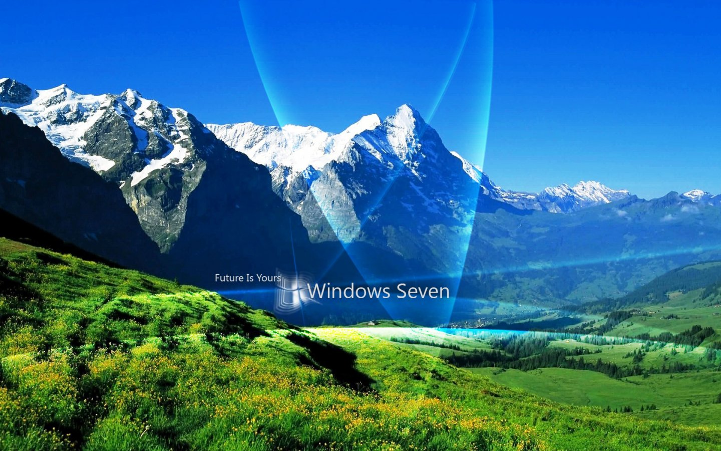 1440x900 Windows 7 Nature desktop PC and Mac wallpaper