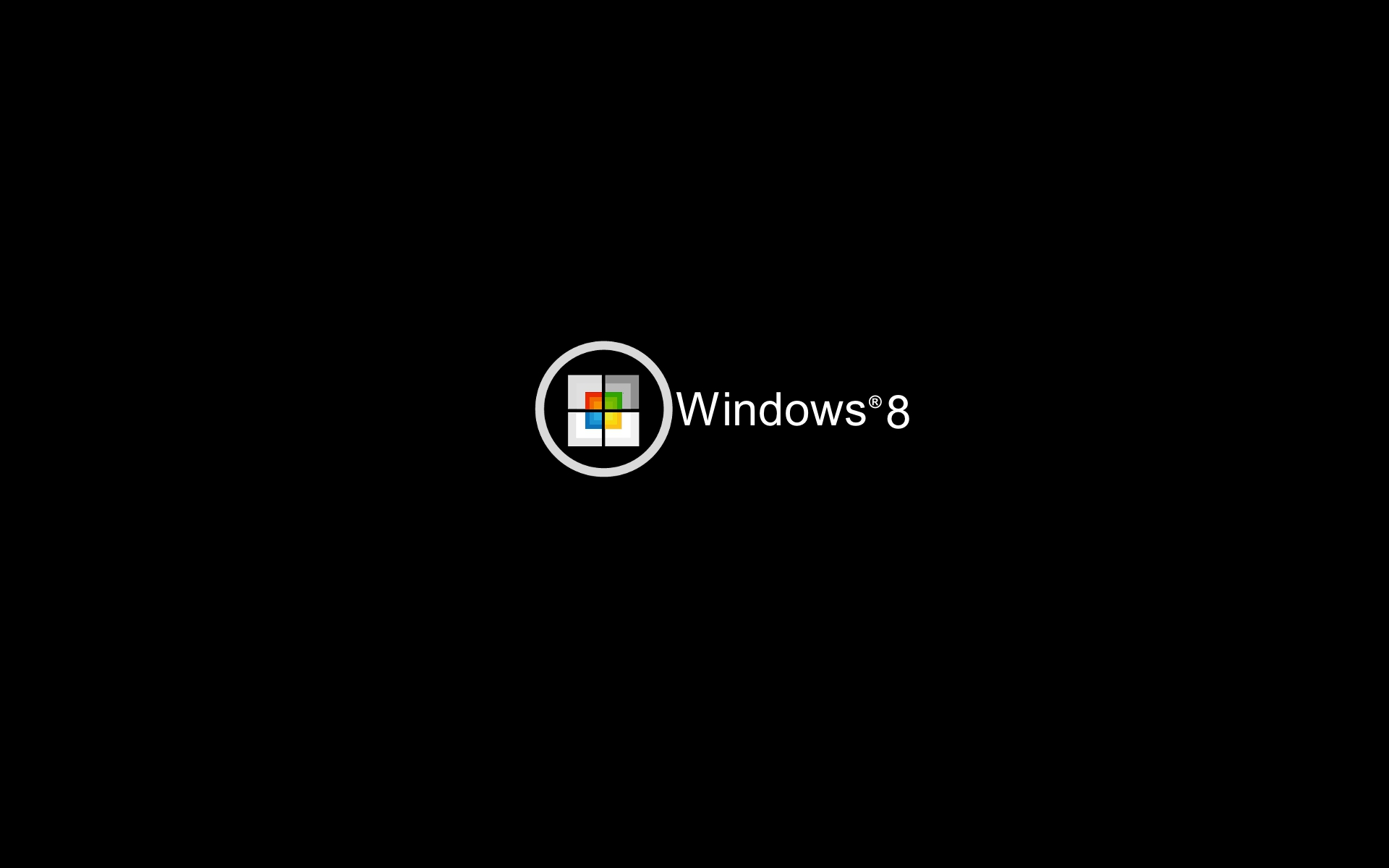 1920x1200 Windows 8 black, 1920 × 1200 in Wallpapers
