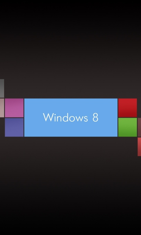 480x800 Windows 8 Tiles Lumia 900 Wallpaper