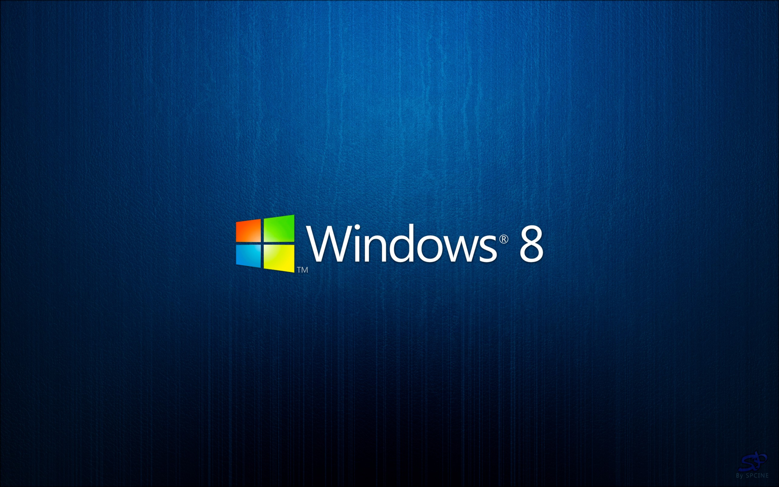 2560x1440 Windows 8 YouTube Channel Cover