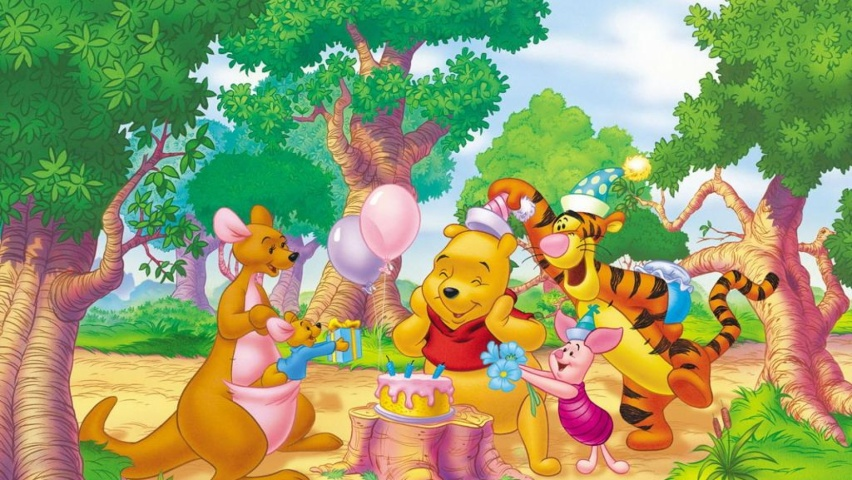 825x315 Winnie The Pooh Two